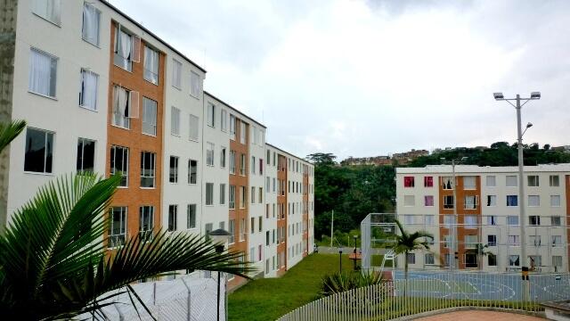 Bosques de Cuba viviendas de interes social en Pereira
