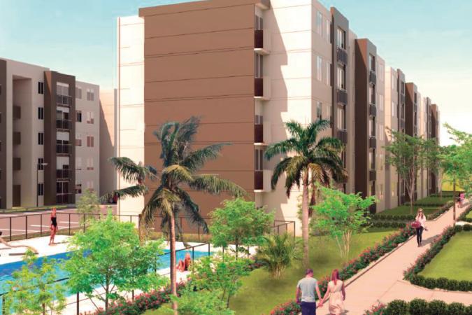 Villas de San Antonio - Viviendas de Interés Social en Barranquilla